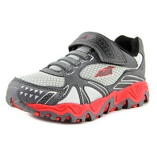 Avia Tank Boy Grey/Silver/Red Athletic Shoes