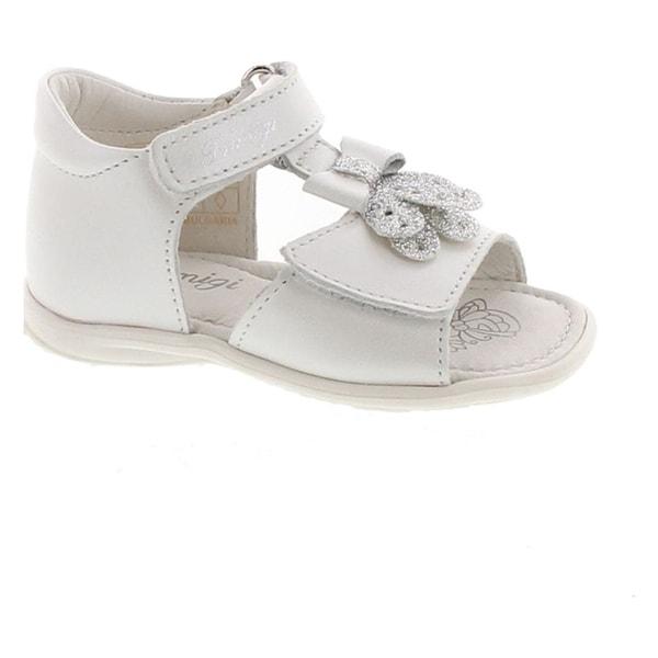 Primigi Girls 14070 Stunning Leather European Adjustable Fashion Sandals