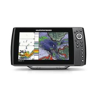 "Humminbird Helix 10 Chirp GPS G2N Combo 10.1"" LED backlight Display Fishfinder"