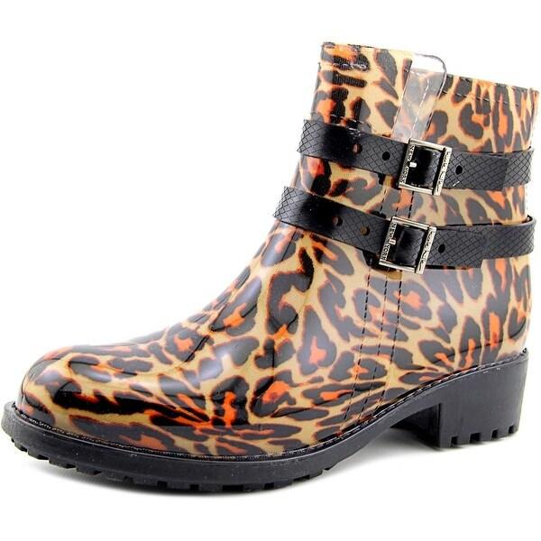 Nicole Miller New York Chrissy Women  Round Toe Synthetic  Rain Boot