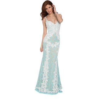 Jovani Lace Prom Formal Dress - 12