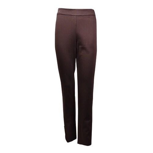 Charter Club Women's Classic Twill Stretch Skinny Pants