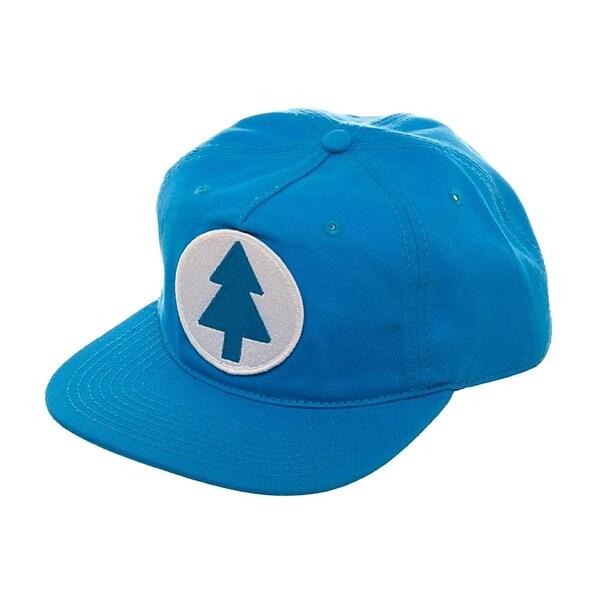 Shop Gravity Falls - Dipper Pines Snapback Baseball Cap Hat - Ships ... e7cf129a0999
