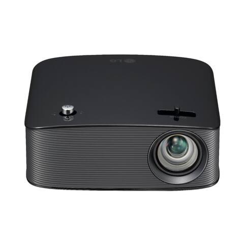 LG PH150B 720p Wireless LCOS Projector Black,(Certified Refurbished)