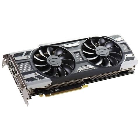 EVGA NVIDIA GeForce GTX 1080 GAMING 8GB GDDr5X ACX 3.0 Cooling Graphics Card - black