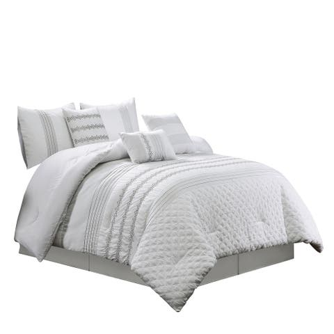 Lirite Luxury 7 Piece Comforter