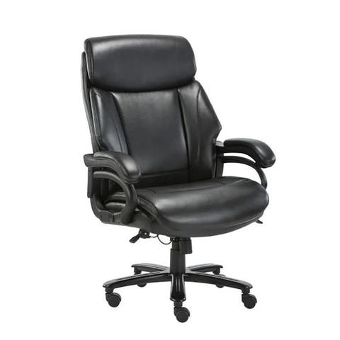 Moda 2181-B High Back Bonded Leather Office Executive Swivel Chair