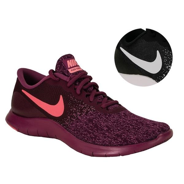 fd9e3c92d8df Shop Nike Women s Flex Contact Running Shoes - Free Shipping Today ...