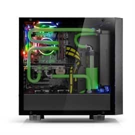 Thermaltake Case CA-1I4-00M1WN-00 Core G21 Tempered Glass Edition Mid-Tower Black Retail