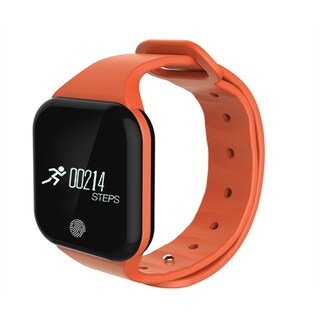 TechComm X5S Water-Resistant Fitness Bracelet Heart Rate Sleep Monitor