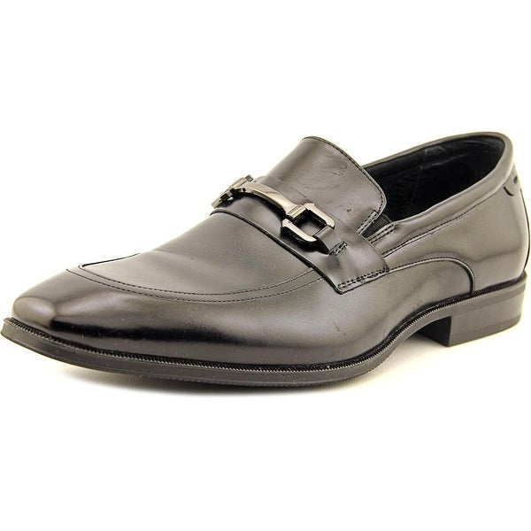 Stacy Adams Faraday Men Apron Toe Leather Loafer