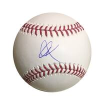 Corey Kluber Cleveland Indians Autographed MLB Signed Baseball JSA COA 2 With UV Display Case
