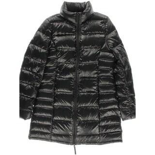 Aqua Womens Packable Coat Packable Down