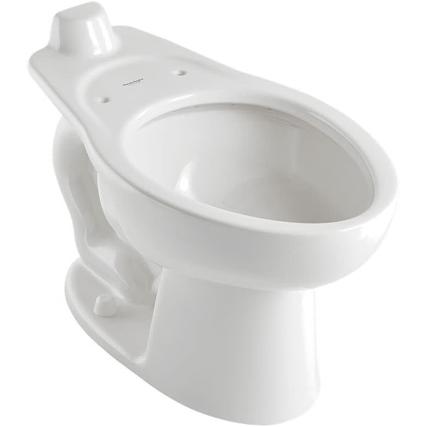 American Standard 3453.001 Madera Elongated Toilet Bowl Only - White