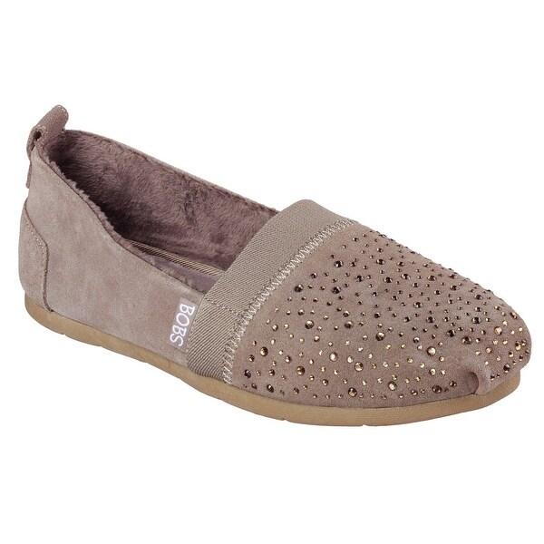 Skechers 33953 TPE Women's LUXE BOBS - GALAXY Flat