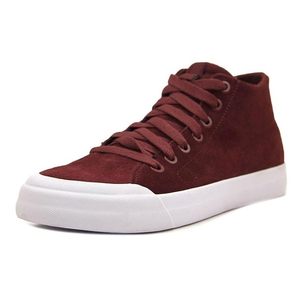 DC Shoes Evan Hi Zero Men Round Toe Leather Skate Shoe