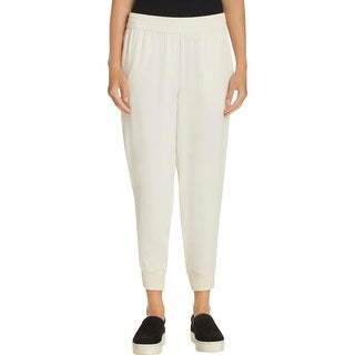 DKNY Womens Lounge Pants Pull On Sateen