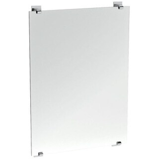 Gatco 159 Elevate Frameless Rectangular Bathroom Mirror