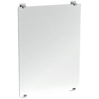 Gatco 159 Elevate Frameless Rectangular Bathroom Mirror