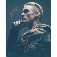 Sign Here Autographs 17625 Aaron Carter in-Person Autographed Photo