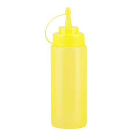 Squeeze Bottle Vinegar Ketchup Condiment Dispenser 24oz - 720ml/24oz