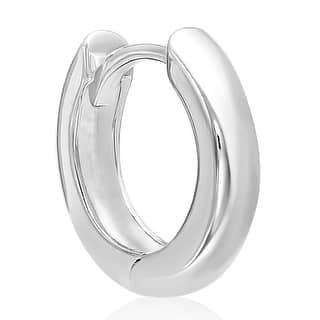 Mcs Jewelry Inc 14 KARAT WHITE GOLD UNISEX SINGLE HUGGIE HOOP EARRING (DIAMETER: 13MM)|https://ak1.ostkcdn.com/images/products/is/images/direct/171fb80519eab7dd3ed3bc23e24bcc83b23971c9/Mcs-Jewelry-Inc-14-KARAT-WHITE-GOLD-UNISEX-SINGLE-HUGGIE-HOOP-EARRING-%28DIAMETER%3A-13MM%29.jpg?impolicy=medium
