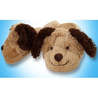 My Pillow Pets Dog Slippers Small