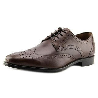 Winthrop Winslow Men Round Toe Leather Oxford