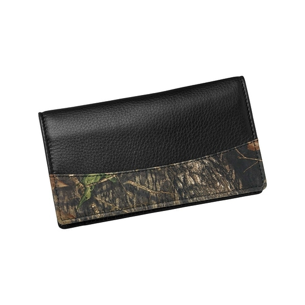 Legendary Whitetails Deluxe Camo Checkbook Cover - One Size Fits most