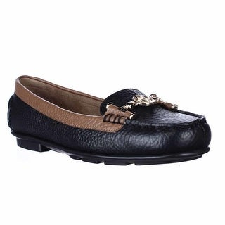 Aerosoles Nuwlywed Slip-On Comfort Loafers, Black