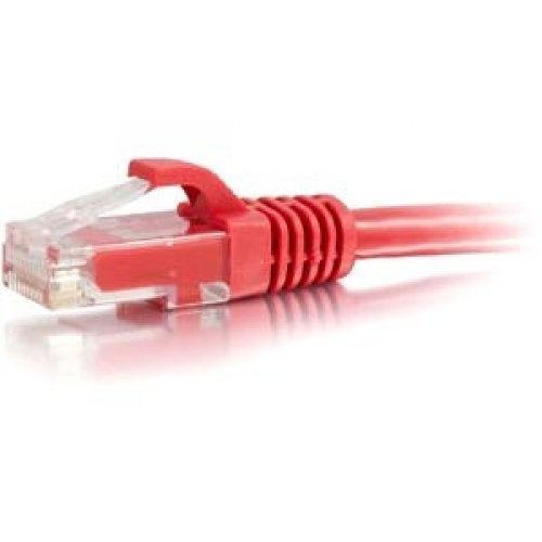 C2g 31345 5Ft Cat6 Snagless Unshielded Utp Network Patch Ethernet Cable - Red