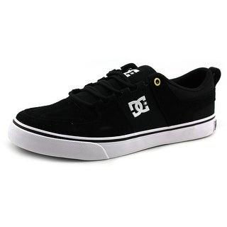 DC Shoes Lynx Vulc TX Round Toe Canvas Skate Shoe