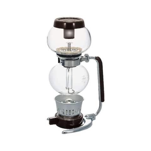 Hario 3-Cup Coffee Siphon (Moca)