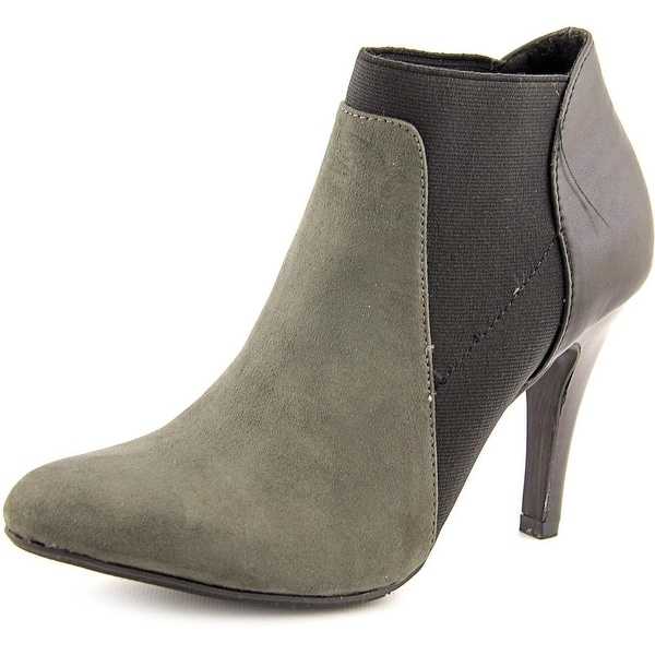 Madeline Shake A Leg Women Pointed Toe Synthetic Bootie