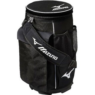 Mizuno Organizer Coaches Bucket Black