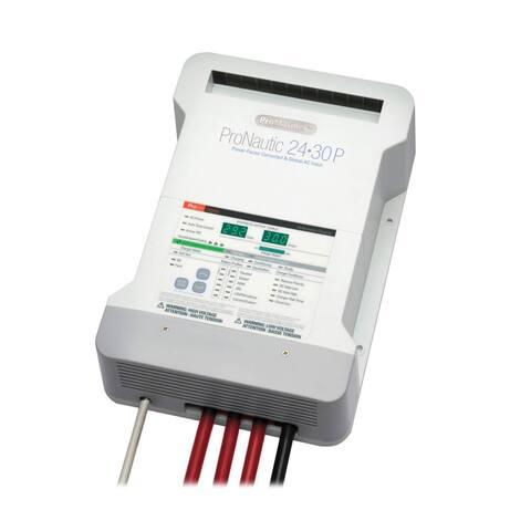ProMariner ProNautic 2430P 24V 30 Amp 3 Bank Battery Charger