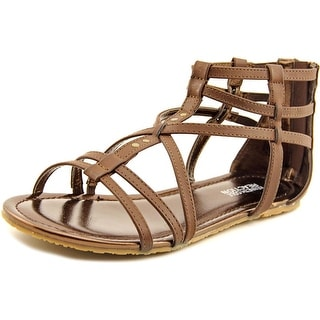 Kenneth Cole Reaction Kids Daylo Open Toe Synthetic Gladiator Sandal