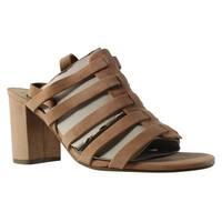 Marc Fisher Womens Mfpheobe Blush Sandals Size 9.5