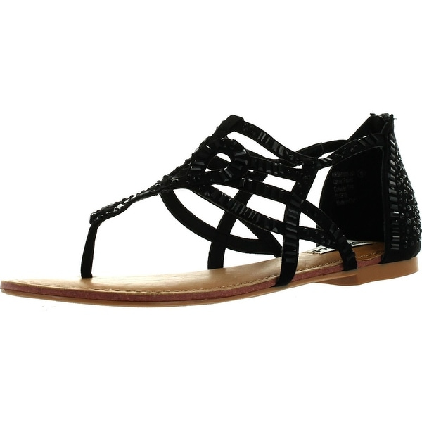 Not Rated Womens Coast Blvd Gladiator Sandals