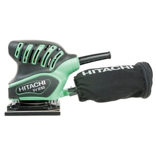Hitachi SV12SG Orbital Finishing Sander, 1/4 Sheet
