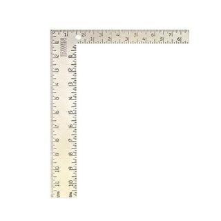 "Irwin 1794462 Carpenter Square, 8x 12"", Steel"