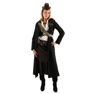 Victorian Steampunk Mini Costume Top Hat Brown