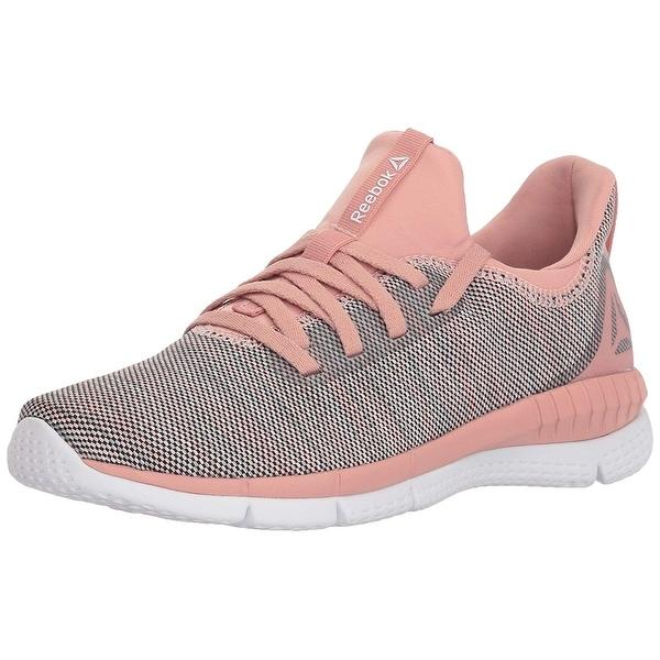fe44b2693905 Shop Reebok Women s Print Her 2.0 BLND Sneaker - Free Shipping Today ...