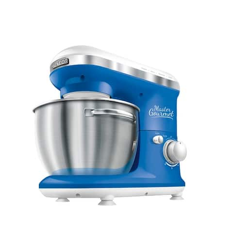 Sencor Stand Mixer 300W with Pouring Shield - 4.2 Qt.