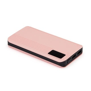 TechComm AP8 10,000mAh Portable Charger Power Bank for IPhone, Samsung, HTC, Nokia, LG