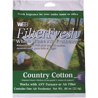 Web Filter Fresh Fragrance