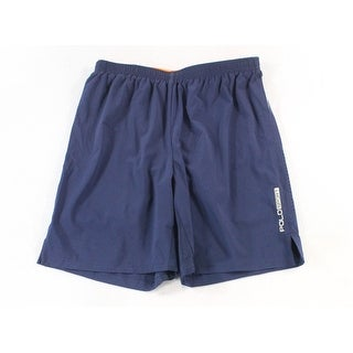 Polo Sport Ralph Lauren NEW Blue Performance Men 2XL Compression Shorts