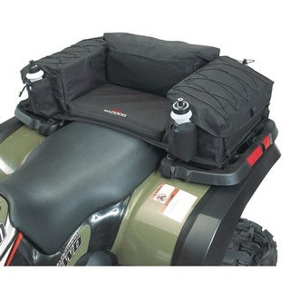 Maddog Gear ATV Rear Padded Bottom Bag Black - 2000012626