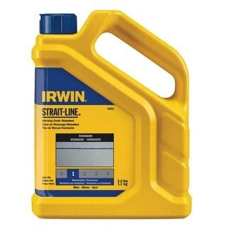 Irwin 65201 Marking Chalk, 2.5Lb, Blue