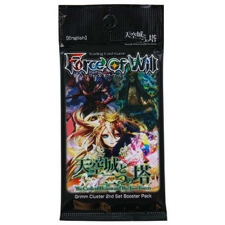 Force of Will: The Castle of Heaven and Two Towers Booster Pack - multi